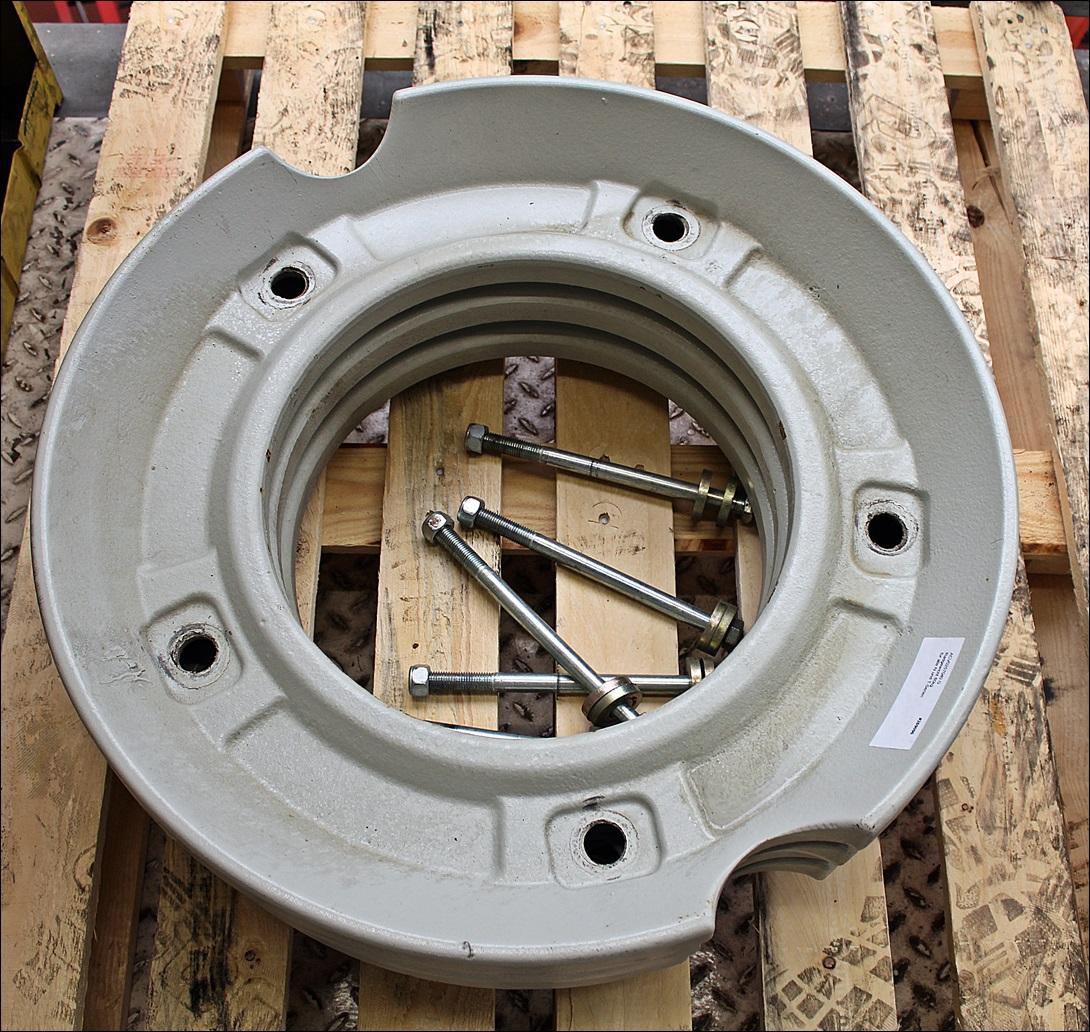Valtra Radgewicht 80kg, ACV0257040 G
