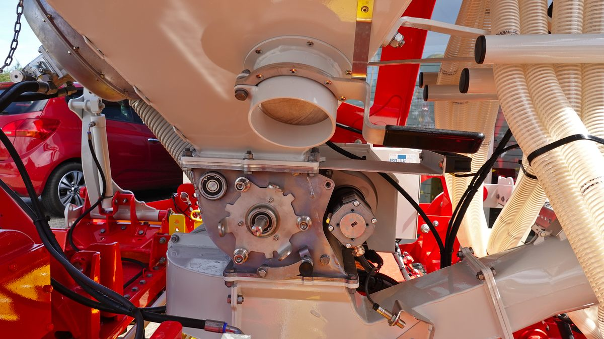 Drillkombination PÖTTINGER Aerosem 3002 ADD + Lion 3002