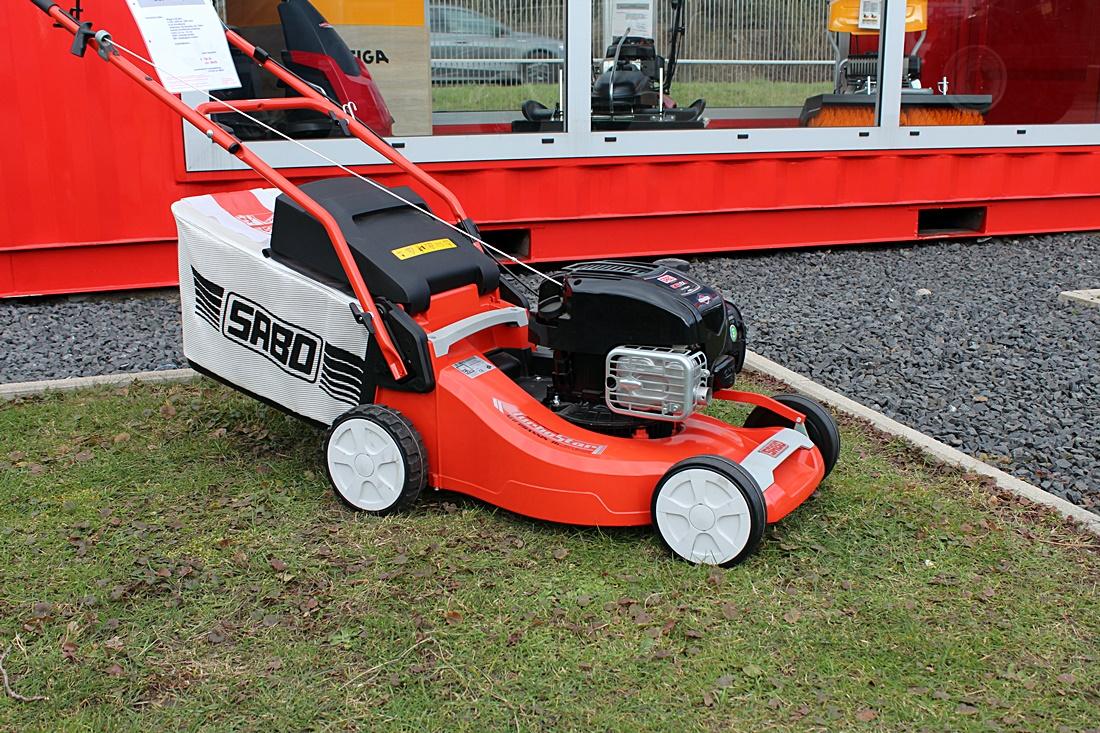 Sabo  47-Economy SM, Benzin Rasenmäher