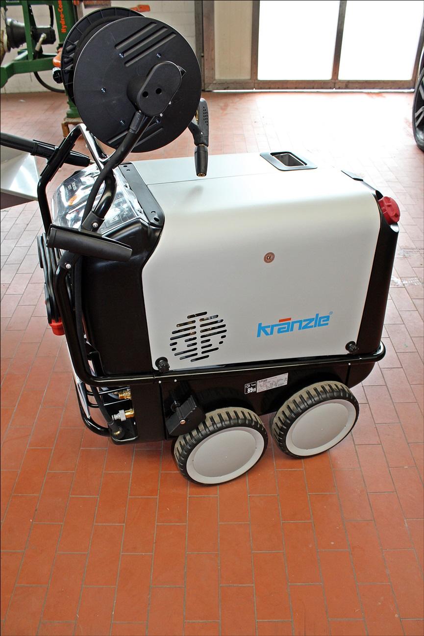 Kränzle therm 1017 - Heißwasser-Hochdruckreiniger