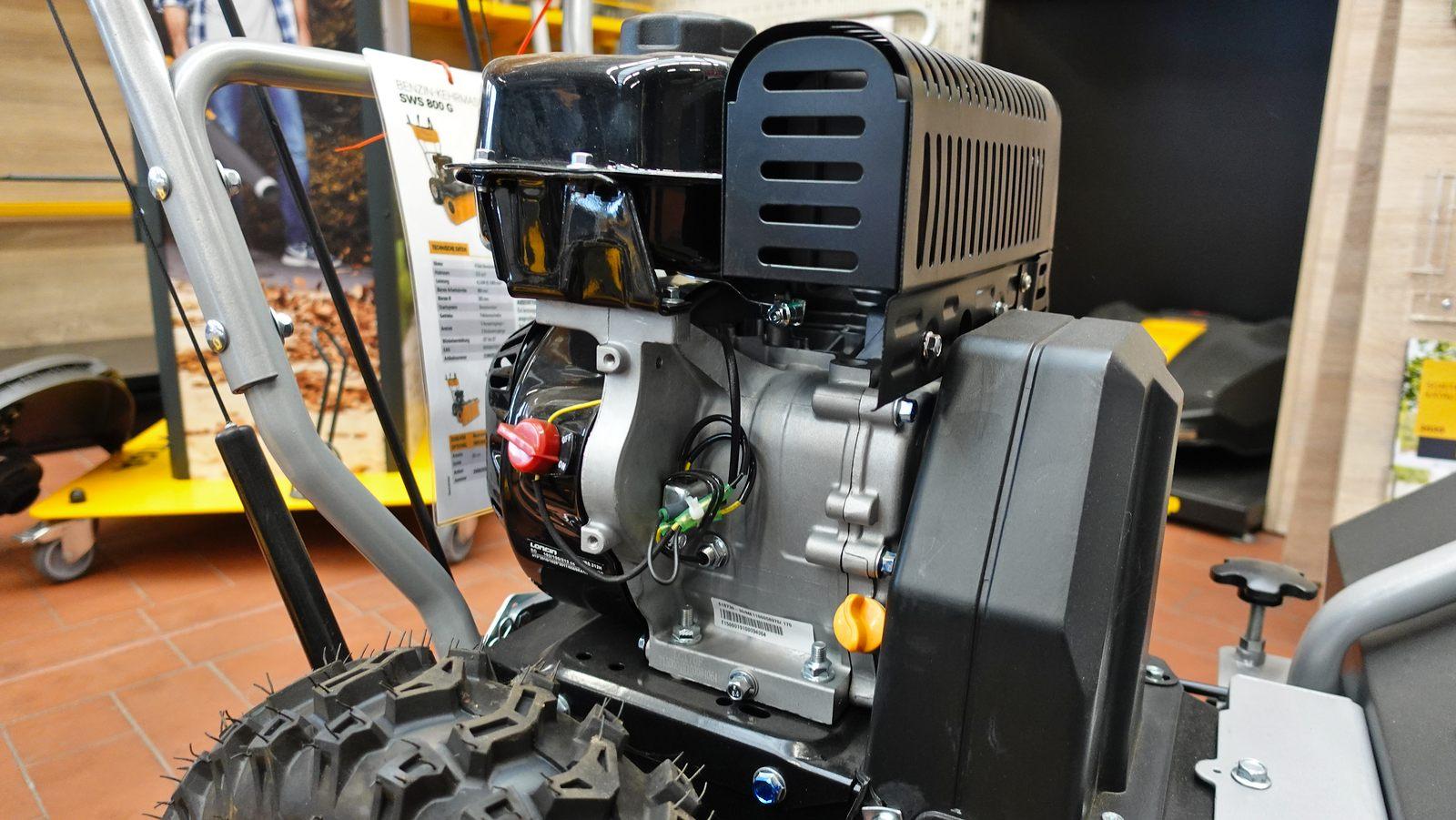 Kehrmaschine STIGA SWS 800 G