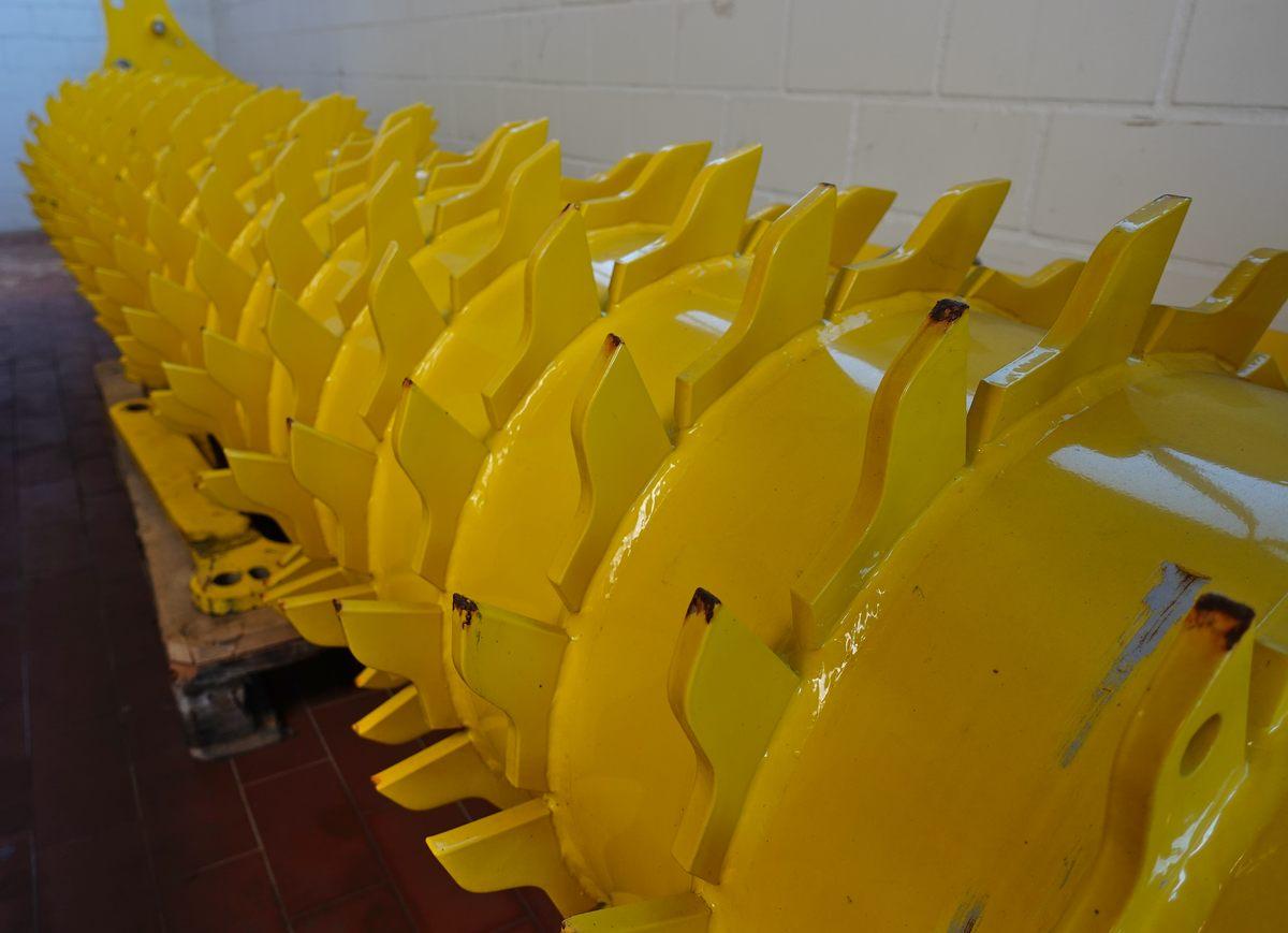 Pöttinger Zahnpackerwalze 3 Meter