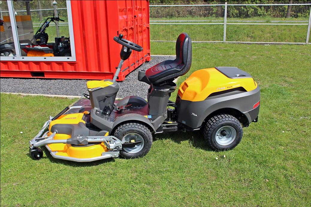STIGA PARK 340 PWX, Benzin-Frontmäher